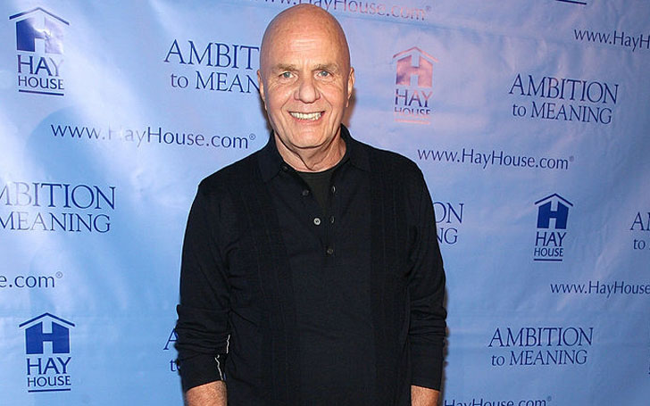 Marcelene Dyer A Widow: Husband Wayne W. Dyer Dies At 75: Married Relationship, Cause Of Death