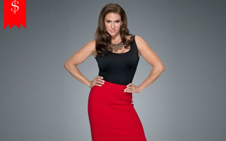 How much is Stephanie McMahon Worth? Know about her career and awards