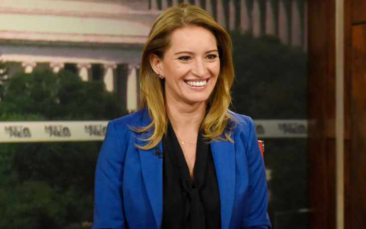 Hot NBC anchor Katy Tur Called by Trump to cover the Trump campaign,Contributor on Twitter