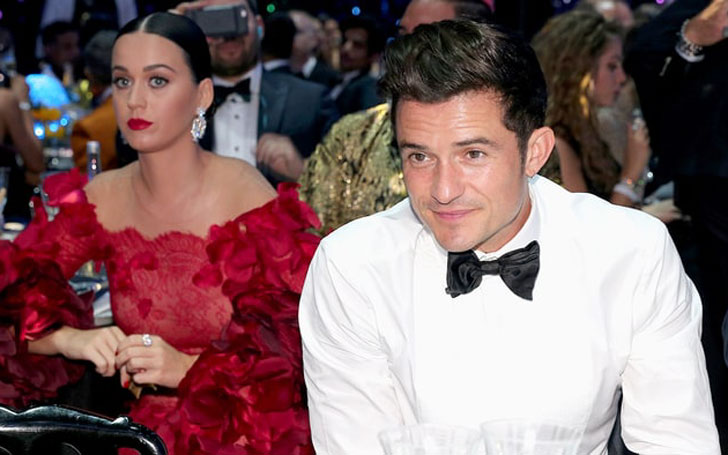 Is katy perry dating john mayer again