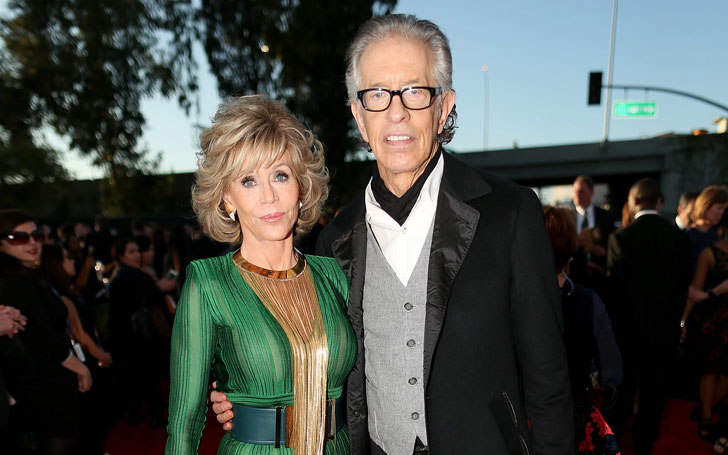 Richard Perry and his wife Jane Fonda splits after 8 years of relationship