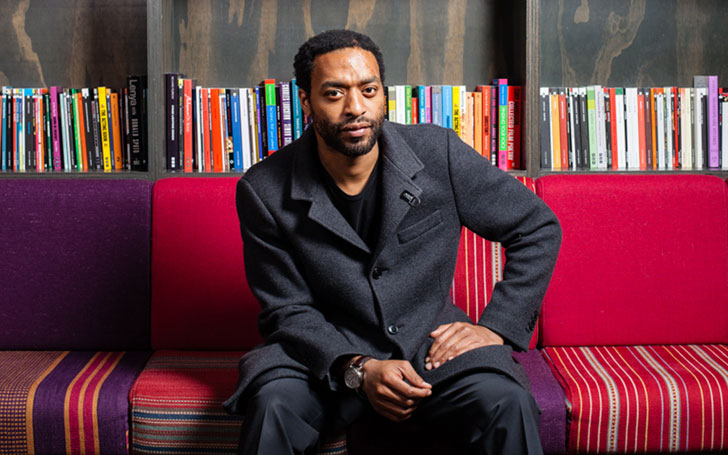 Chiwetel Ejiofor steps out with mystery lady at The ... |Chiwetel Ejiofor Married