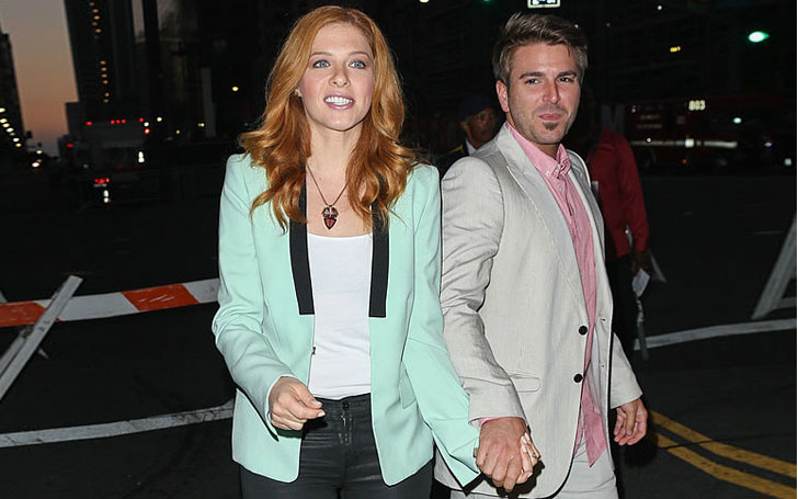 Rachelle Lefevre & Boyfriend Chris Crary Engaged; Know Her Previous Love Affair?