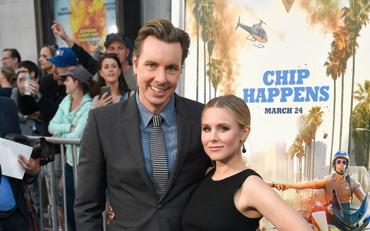Chips Premiere: Dax Shepard says wife Kristen Bell is his favourite actor