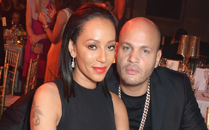 Mel B files for divorce from her husband Stephen Belafonte after 10 years of marriage
