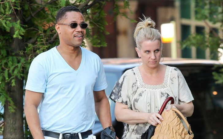 Oscar-winning actor Cuba Gooding Jr files for divorce against wife Sara Kapfer