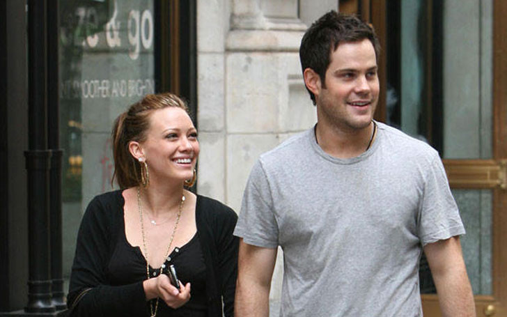 Actress Hilary Duff Opens Up About Ex-Boyfriend, Rumored to Reunite with her husband Mike Comrie