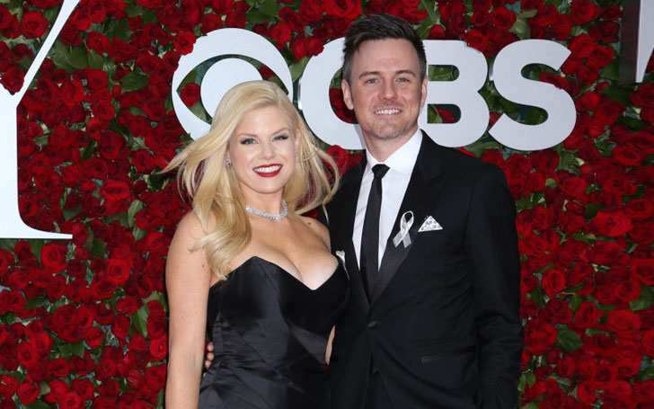 Brian Gallagher welcomed Second Child with wife Megan Hilty; A Baby boy