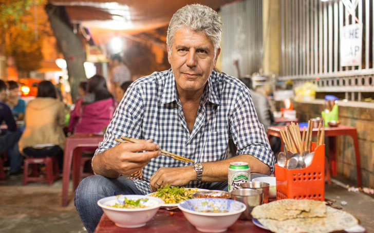 Nancy Putkoski Divorce with Husband Anthony Bourdain; End of Twenty years long Married Relationship