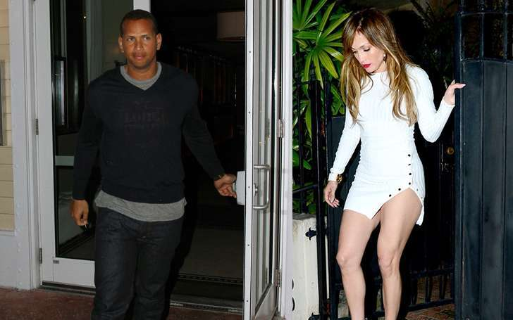 Jennifer Lopez and Alex Rodrigue Dinner Date At Italian Hotspot, Madeo. J Lo's Past Affairs