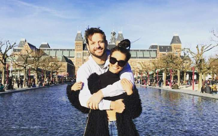 Scheana Marie and her New Boyfriend Robert Valletta is getting Romantic in Amsterdam