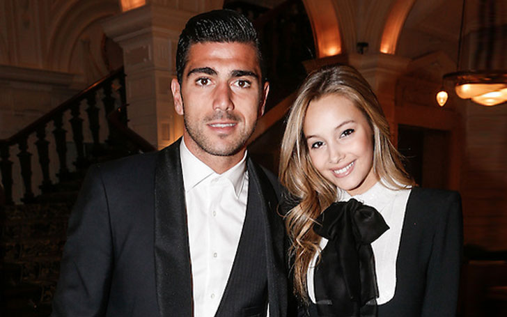 Graziano Pelle's Girlfriend Viktoria Varga, Know about their affairs and relationship