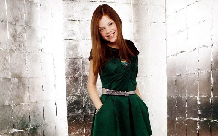 22 Years Georgie Henley is currently Dating,Who is that Lucky Guy? Know about her Affairs