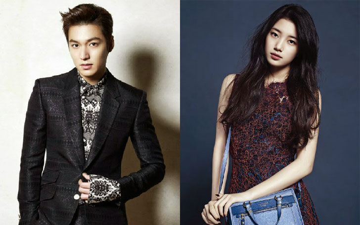 Who is the real girlfriend of lee min ho