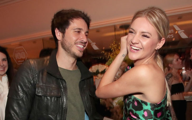 Kelsea Ballerini engaged with her Boyfriend Morgan Evans; Know their Wedding date