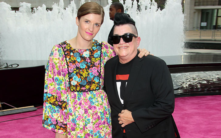 Lea DeLaria Announces her Split with Girlfriend Chelsea Fairless After Dating for couple of year
