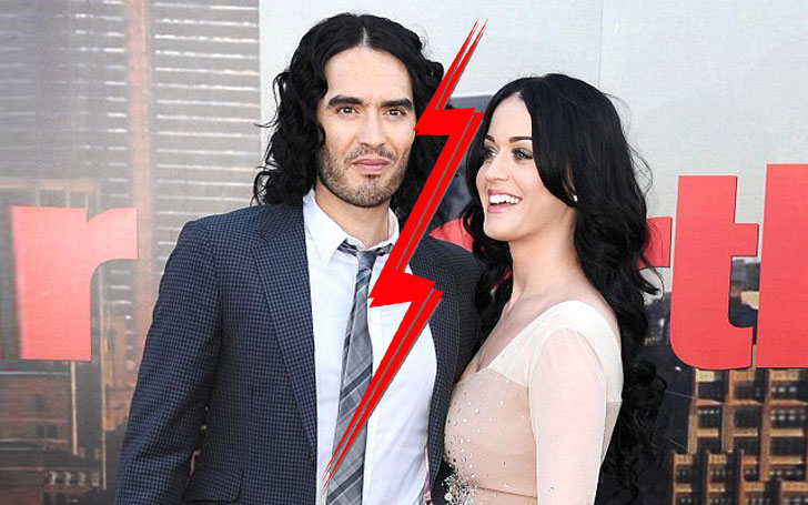 Russell Brand Discussed About his Marriage to Katy Perry; Know about their Married life