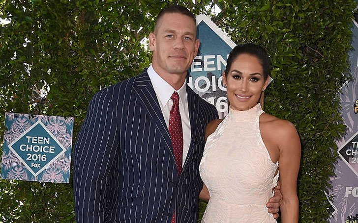 wrestler john cena cheating his wife elizabeth huberdeau