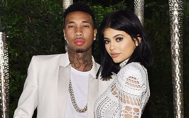 American Model Kylie Jenner Splits From Boyfriend Tyga After Dating For Two Years, Her Past Affairs