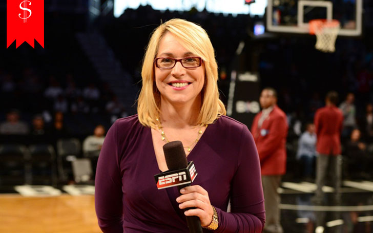 How much is Doris Burke net worth? Know about her Career and Salary
