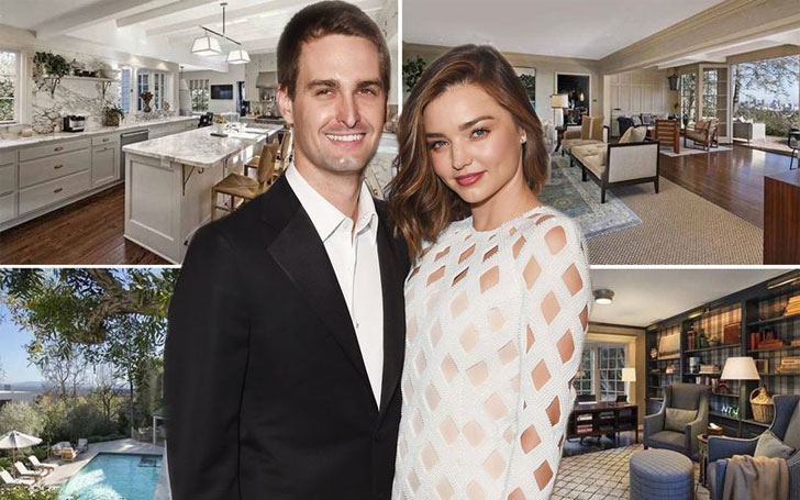 Youngest billionaire evan spiegel engaged to girlfriend for Spiegel young money
