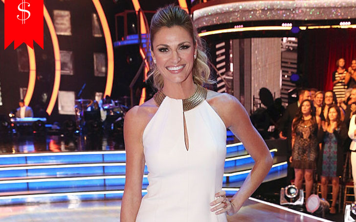 How much is Erin Andrews Salary? Know his source of income and Net Worth