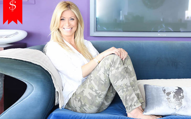 How much is Jill Martin Net worth? Know about her Career and  Awards