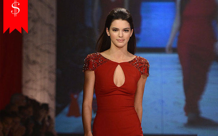 How rich is Kendall Jenner? Know about her career and awards