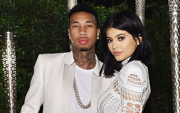 kylie jenner and tyga relationship