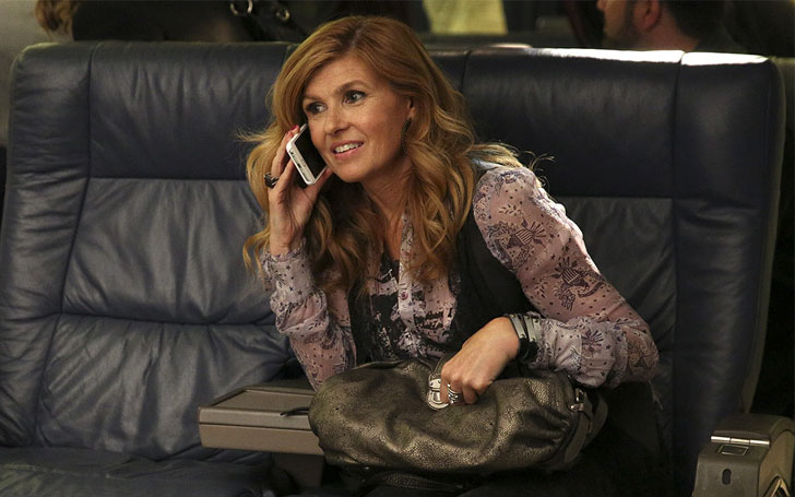 Connie Britton Opens up about being a single Mom, Is she Married or Single?