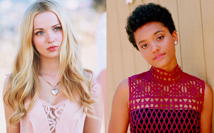 Kiersey Clemons Kisses Dove Cameron, Know their Relationship and dating Rumors