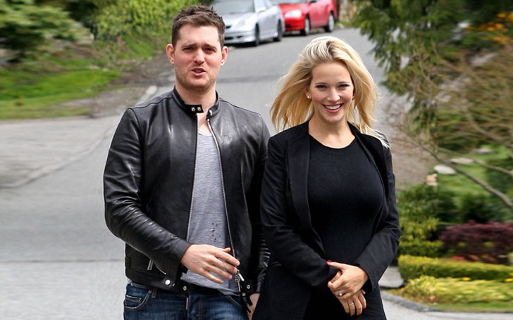 Michael Buble's Wife Luisana Lopilato Opens up about their son's Cancer Treatment