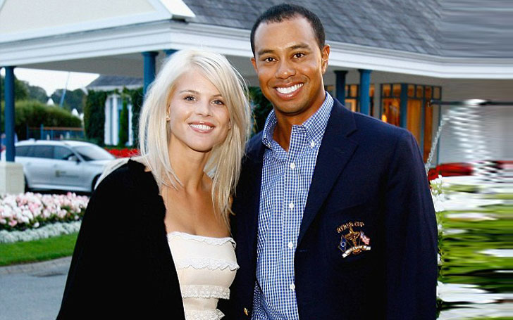 Tiger Woods Reveals His Relationship With Elin Nordegren & Date For The First Time
