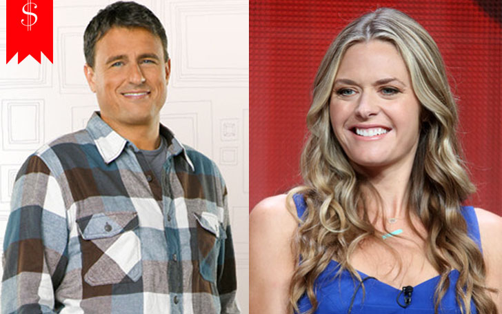 Psych's Maggie Lawson Married Husband Ben Koldyke In 2015, Also Know Her Career And Net Worth