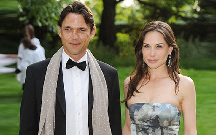 Claire Forlani Married Dougray Scott In 2007 Living