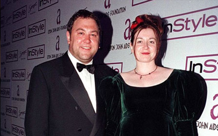 Actor Mark Addy Happily Married with Wife Kelly J. Biggs; Couple is blessed Three Children