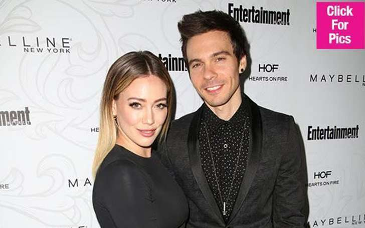 Hilary Duff Reportedly Split with her Boyfriend Matthew Koma After long Relationship