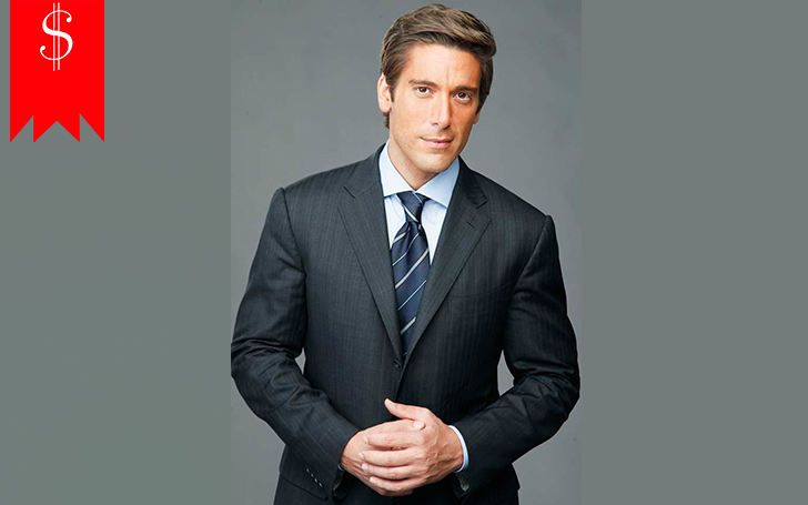 How much is David Muir net worth? Know about his Career and Awards