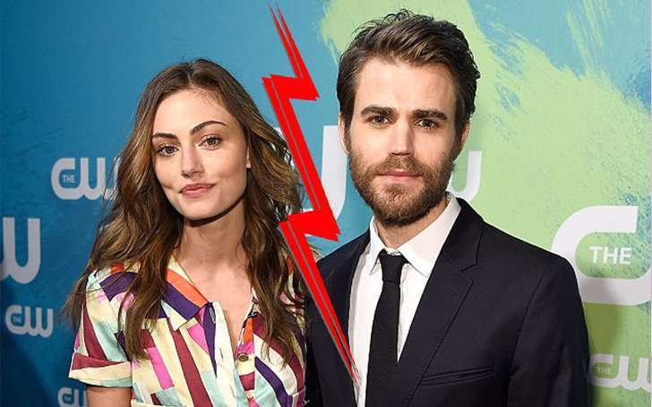 Paul Wesley Reunite again after Break Up with Phoebe Tonkin; Know about their Relationship