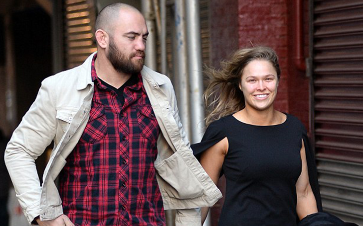 UFC Fighter Ronda Rousey Engaged with long-term Boyfriend Travis Browne; Know their Relationship
