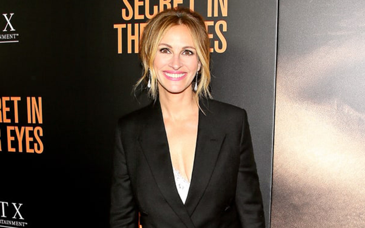 World's Most Beautiful Woman of 2017:Julia Roberts,know about her Married Life