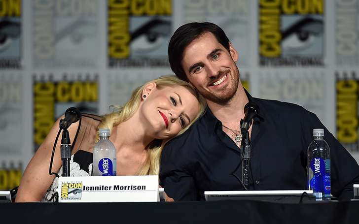Are Jennifer Morrison and Colin o'donoghue in relationship? Know about their affairs