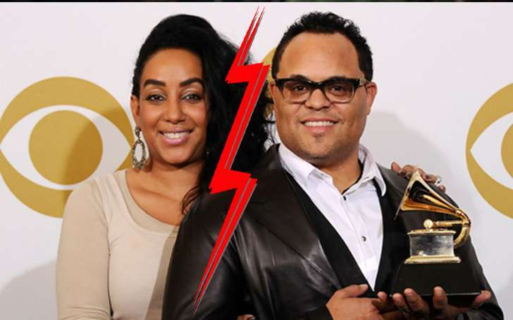 Israel Houghton and Meleasa Houghton's divorce