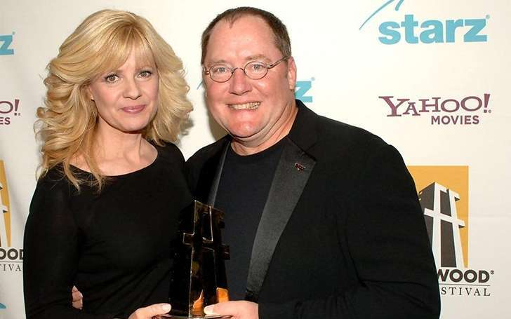 Bonnie Hunt on Second Marriage After Divorce with Husband ...