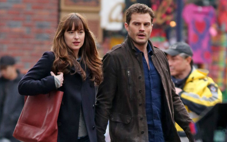Jamie Dornan single or Married? Rumored Dating Dakota Johnson; Know their Affairs