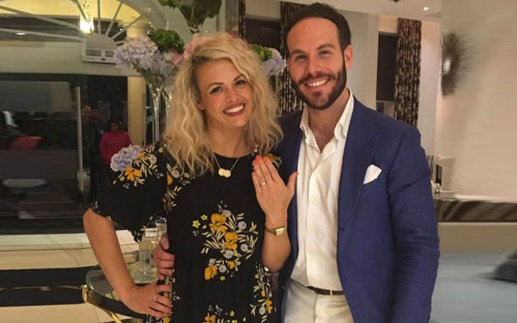 Take Me Out Couple Beckie Finch and Adam Ryan Shares Wedding Pic; Their Love Life