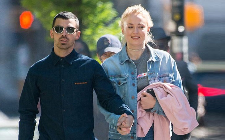Best Couples Joe Jonas and His Girlfriend Sophie Turner at Met Gala.Know about Their Affairs