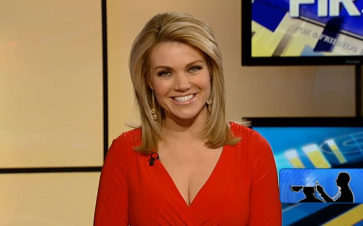 Fox News Heather Nauert Is Living Happily With her Husband Scott Norby Without any Divorce Rumors