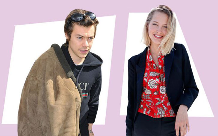 Harry Styles Currently Dating 'Naked Chef' Tess Ward; Know his Current Affairs and Dating Stories