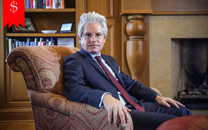 How much is David Brock net worth? Know about his Career, Awards